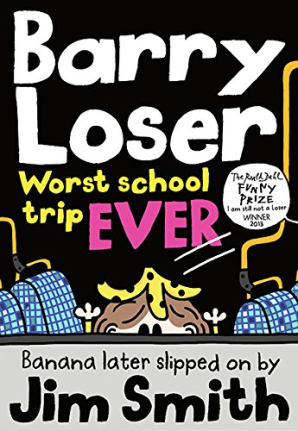 Barry Loser: Worst School Trip Ever