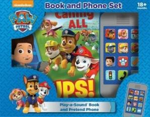 Paw Patrol: Little My Own Phone Box Set