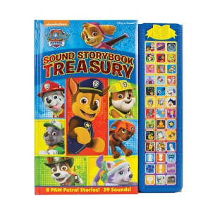 Paw Patrol: Sound Storybook Treasury