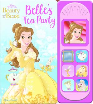 Little Sound Book - Disney Princess: Belle's Tea Party