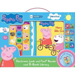 Peppa Pig: Me Reader Jr