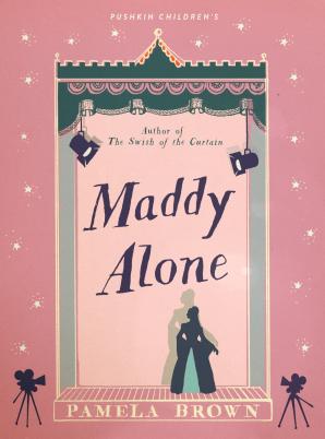 Blue Door: Maddy Alone