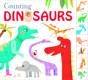 Counting Collection: Counting Dinosaurs