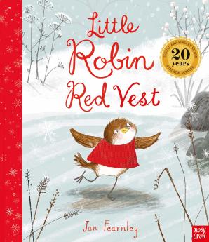 Little Robin Red Vest