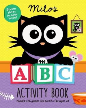 Milo's ABC Activity Book