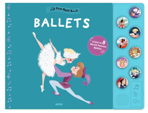 My Amazing Ballet Music Book