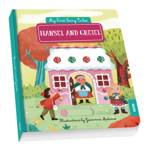 My First Pull-the-Tab Fairy Tale: Hansel and Gretel