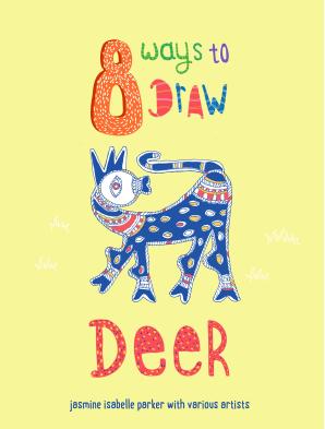 8 Ways to Draw Deer