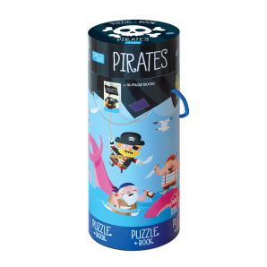 Giant Puzzle: Pirates