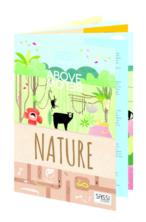 Pop-Up Above Below: Nature