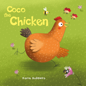 Farm Puppets: Coco the Chicken