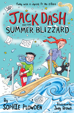 Jack Dash and the Summer Blizzard