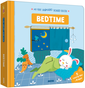 My Animated Picture Book: Bedtime