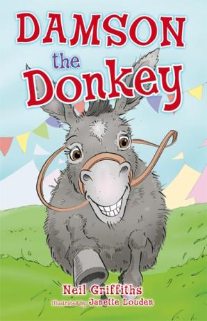 Damson the Donkey